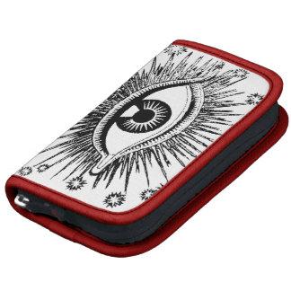 Caja Zippered folio místico del teléfono de YourTe Planificador