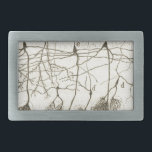 "Cajal's Neurons 8 Belt Buckle<br><div class=""desc"">cajal,  neuron,  neurones</div>"