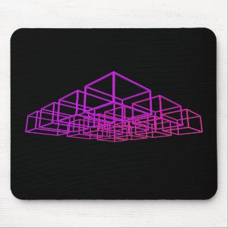 cajas 3D: Tapete De Ratón