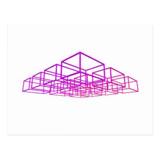 cajas 3D: Tarjetas Postales