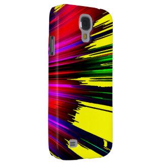 Cajas a todo color de la galaxia de Samsung
