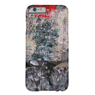 CAJAS ABSTRACTAS de la PINTURA IPHONE 6S de la Funda Para iPhone 6 Barely There