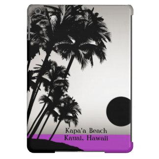 Cajas adaptables hawaianas del aire del iPad de la