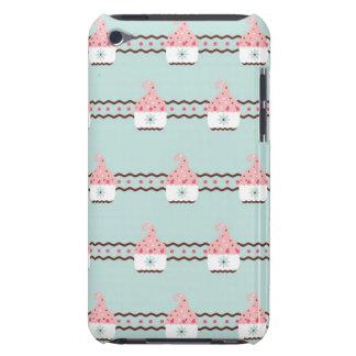 Cajas adorables del teléfono del amante de la magd iPod Case-Mate cárcasas
