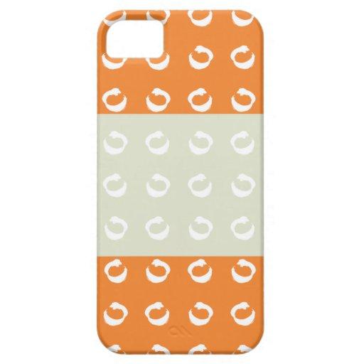 Cajas anaranjadas de Iphone 5s de las tripas del iPhone 5 Carcasa