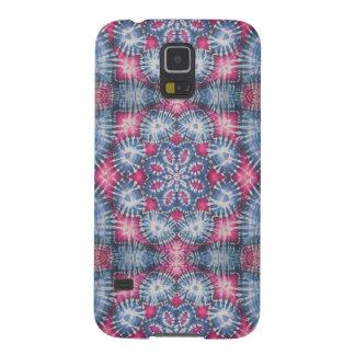 Cajas azules de la galaxia S5 de Samsung del teñid Carcasas Para Galaxy S5
