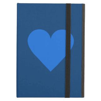 Cajas azules del personalizado de la tarjeta del d