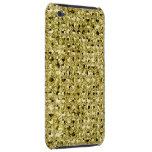 Cajas brillantes del teléfono del efecto de la len iPod touch Case-Mate coberturas