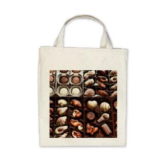 Cajas de chocolates de lujo bolsas