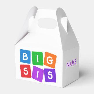 Cajas de encargo grandes del favor del SIS Caja Para Regalos De Fiestas