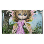 Cajas de hadas del folio del iPad de princesa Case