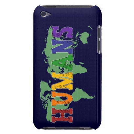 Cajas de iPod de los seres humanos (gay) Case-Mate iPod Touch Cárcasas