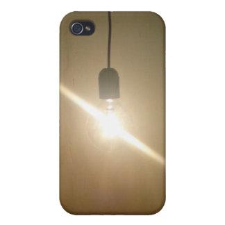Cajas de la bombilla del halógeno iPhone 4/4S funda