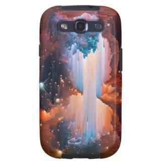 Cajas de la galaxia S3 de la creación de la estrel Samsung Galaxy SIII Funda