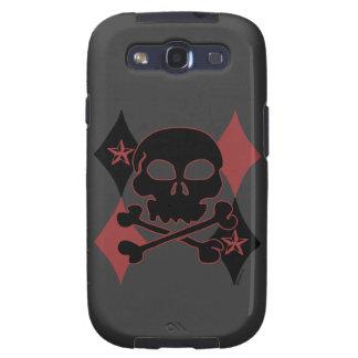 Cajas de la galaxia S3 de Samsung del cráneo del e Galaxy S3 Protector