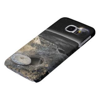 Cajas de la galaxia S6 de Samsung del misterio de Fundas Samsung Galaxy S6