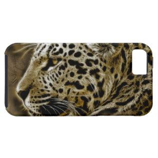 Cajas de la mota de Jaguar 1 iPhone 5 Case-Mate Protector