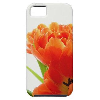 Cajas de la mota de la decoración 38 de la flor iPhone 5 Case-Mate carcasa