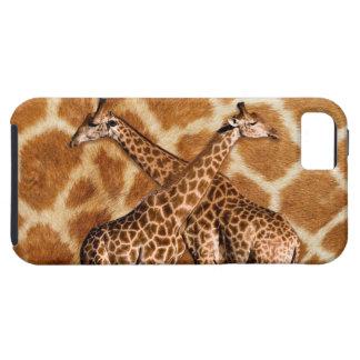 Cajas de la mota de la jirafa 1A Funda Para iPhone SE/5/5s