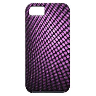 Cajas de la mota del mosaico 2 funda para iPhone SE/5/5s