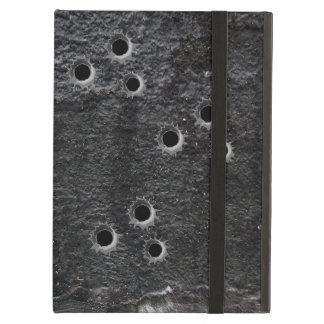 Cajas del aire de Ipad de la prueba de la bala