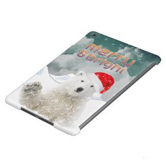 Cajas del aire del iPad del oso polar el | de Funda Para iPad Air