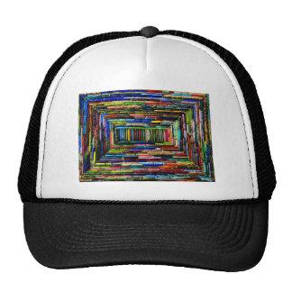 Cajas del arco iris gorro de camionero