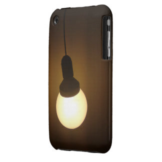 Cajas del bulbo de CFL Case-Mate iPhone 3 Cárcasa