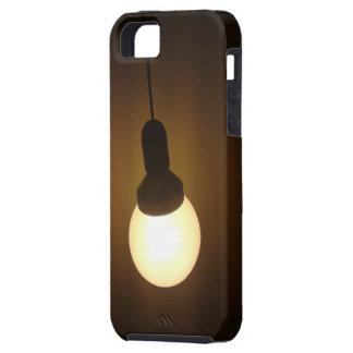 Cajas del bulbo de CFL iPhone 5 Carcasas
