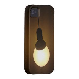 Cajas del bulbo de CFL Case-Mate iPhone 4 Fundas