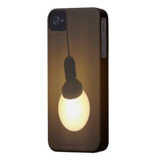 Cajas del bulbo de CFL Case-Mate iPhone 4 Protectores
