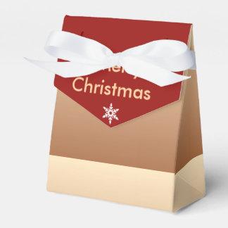 Cajas del favor de fiesta del copo de nieve de las cajas para regalos de boda