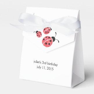 Cajas del favor de la fiesta de cumpleaños de la caja para regalos