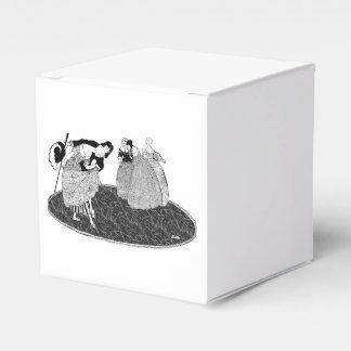 Cajas del favor del boda del cuento de hadas de caja para regalo de boda