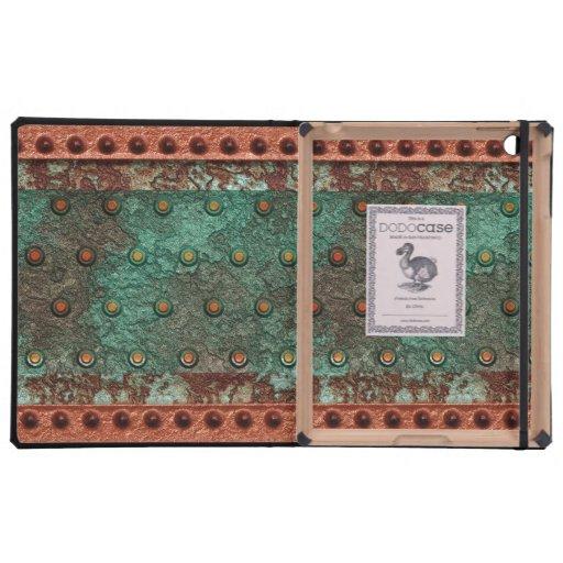 Cajas del folio del iPad del DODO de Steampunk 1 iPad Cobertura