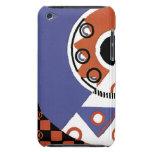 Cajas del teléfono de la bella arte del art déco iPod Case-Mate protectores