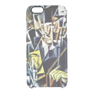 Cajas del teléfono del arte de Popova Funda Clear Para iPhone 6/6S