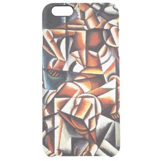 Cajas del teléfono del arte de Popova Funda Clearly™ Deflector Para iPhone 6 Plus De Unc