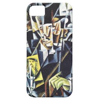 Cajas del teléfono del arte de Popova Funda Para iPhone SE/5/5s