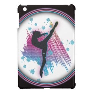 Cajas del teléfono del artista del baile iPad mini coberturas