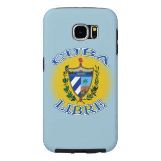 cajas del teléfono del libre de Cuba Fundas Samsung Galaxy S6