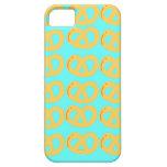cajas del teléfono del pretzel iphone5/5s iPhone 5 Case-Mate cárcasa