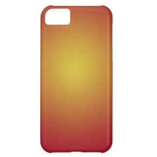 Cajas del teléfono del resplandor solar carcasa para iPhone 5C