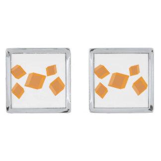 cajas del vuelo gemelos plateados