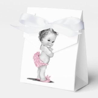 Cajas dulces del favor de la fiesta de bienvenida paquete de regalo para fiestas