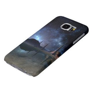Cajas extranjeras de la galaxia S6 de Samsung del Fundas Samsung Galaxy S6