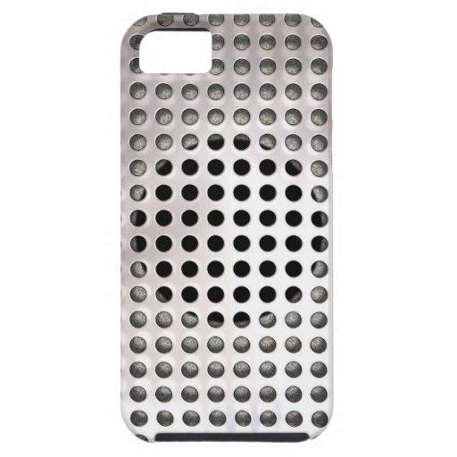 Cajas frescas de la mota del altavoz 3 iPhone 5 Case-Mate protector