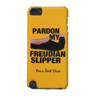 Cajas freudianas del teléfono del deslizador carcasa para iPod touch 5