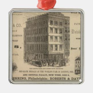 Cajas fuertes del campeón de la patente del arenqu ornamento de reyes magos