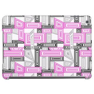 Cajas geométricas abstractas del aire del ipad del